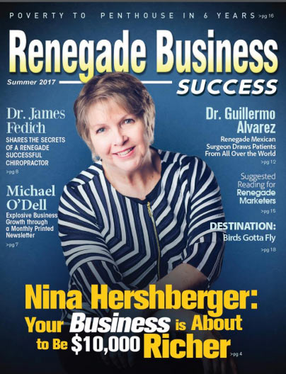 Dr. James R. Fedich, DC - Renegade Magazine Interview